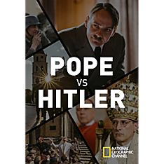 Pope vs Hitler DVD-R