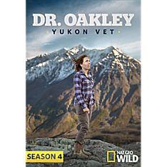 Dr. Oakley Yukon Vet - Season 4 DVD-R