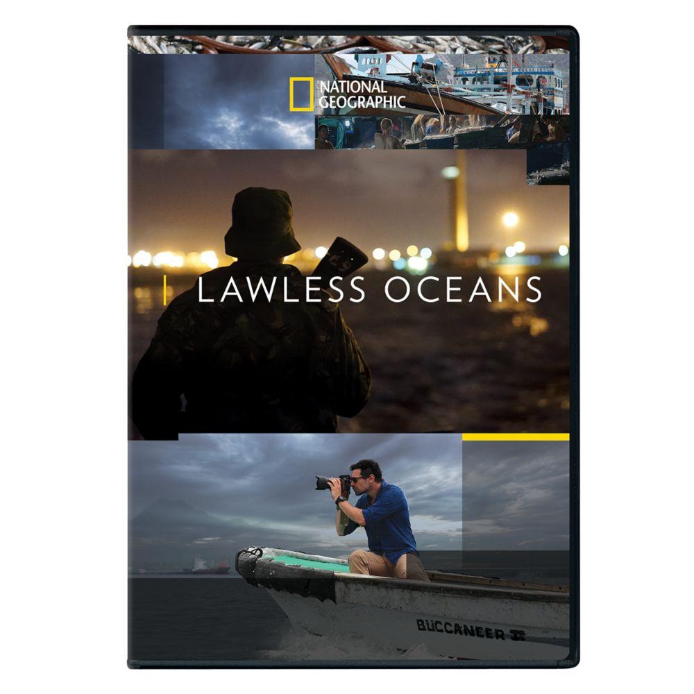 Lawless Oceans DVD-R