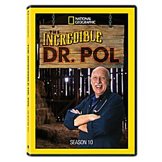 The Incredible Dr. Pol - Season 10 DVD-R