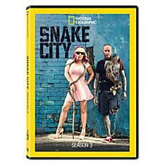 Snake City - Season 3 DVD-R