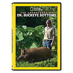The Adventures of Dr. Buckeye Bottoms DVD-R