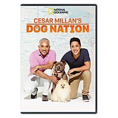 Cesar Millan's Dog Nation DVD-R