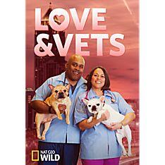 Love & Vets DVD-R