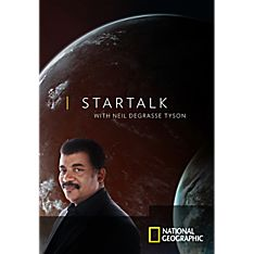 StarTalk with Neil deGrasse Tyson - Season 3 DVD-R
