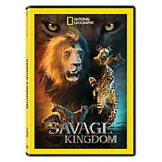 Savage Kingdom DVD-R