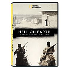 Hell on Earth:The Fall of Syria and the Rise of ISIS DVD-R