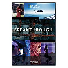 Breakthrough Season 2 DVD-R