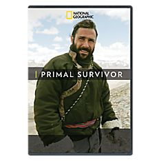 Primal Survivor Season 2 DVD-R