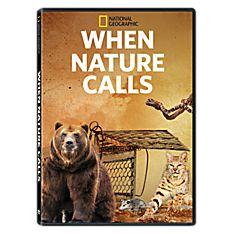 When Nature Calls DVD-R