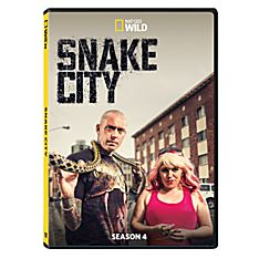 Snake City - Season 4 DVD-R