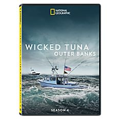 Wicked Tuna: Outer Banks - Season 4 DVD-R