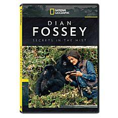 Dian Fossey: Secrets in the Mist DVD-R