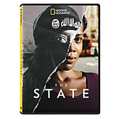 The State DVD-R