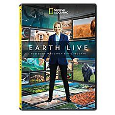 Earth Live DVD-R