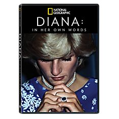 Diana: In Her Own Words DVD