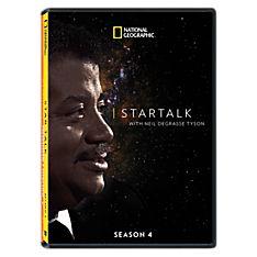 StarTalk with Neil deGrasse Tyson - Season Four DVD-R