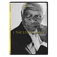 The Story of Us with Morgan Freeman DVD-R