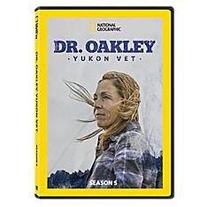 Dr. Oakley, Yukon Vet - Season Five DVD-R
