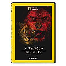 Savage Kingdom: Uprising DVD-R