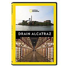 Drain Alcatraz DVD-R