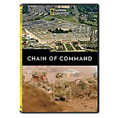 Chain of Command DVD-R
