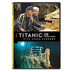 Titanic: 20th Anniversary DVD-R