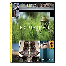 Explorer - Season 10 DVD-R