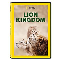 Lion Kingdom DVD-R