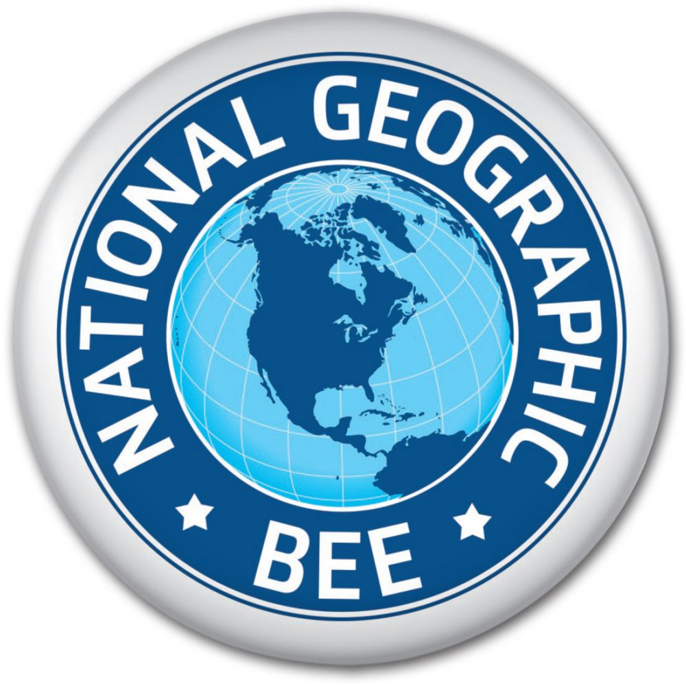 National Geographic Bee Button