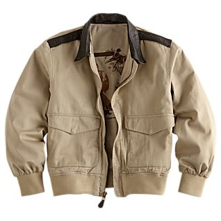 Cotton Bomber Jacket - JacketIn