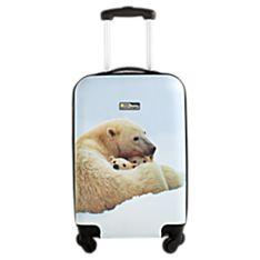20-inch Polar Bear Hard-side Luggage