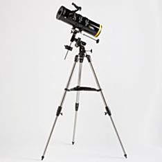 National Geographic Telescope with Equatorial Mount