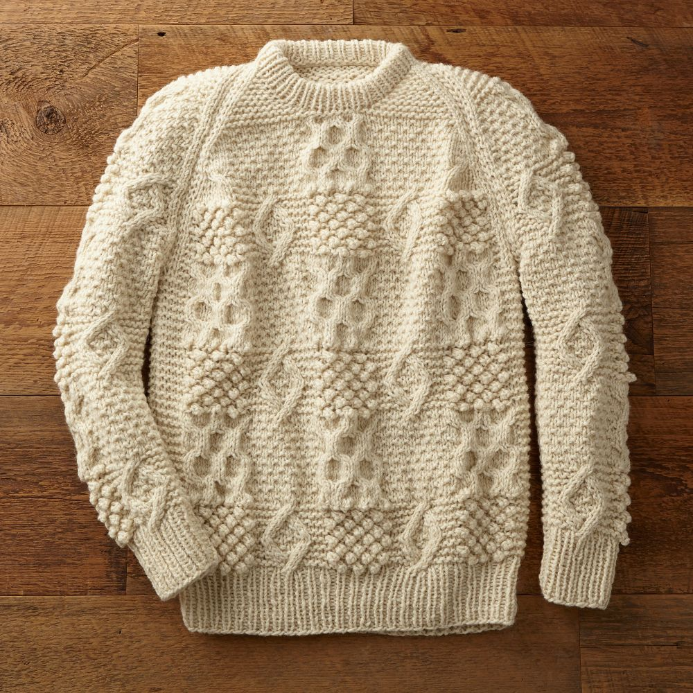 Fisherman Knit Sweater Pattern : National Geographic My Europe Personalized Map (Earth-ton...