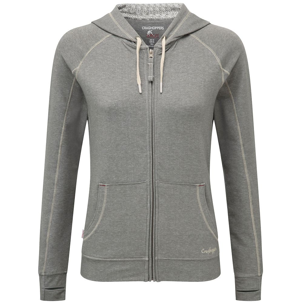 Women's NosiLife Hooded Zip Jacket