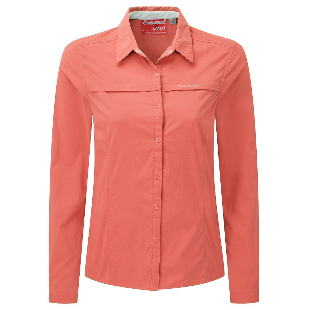 Women's NosiLife Long-Sleeved Sun Shirt