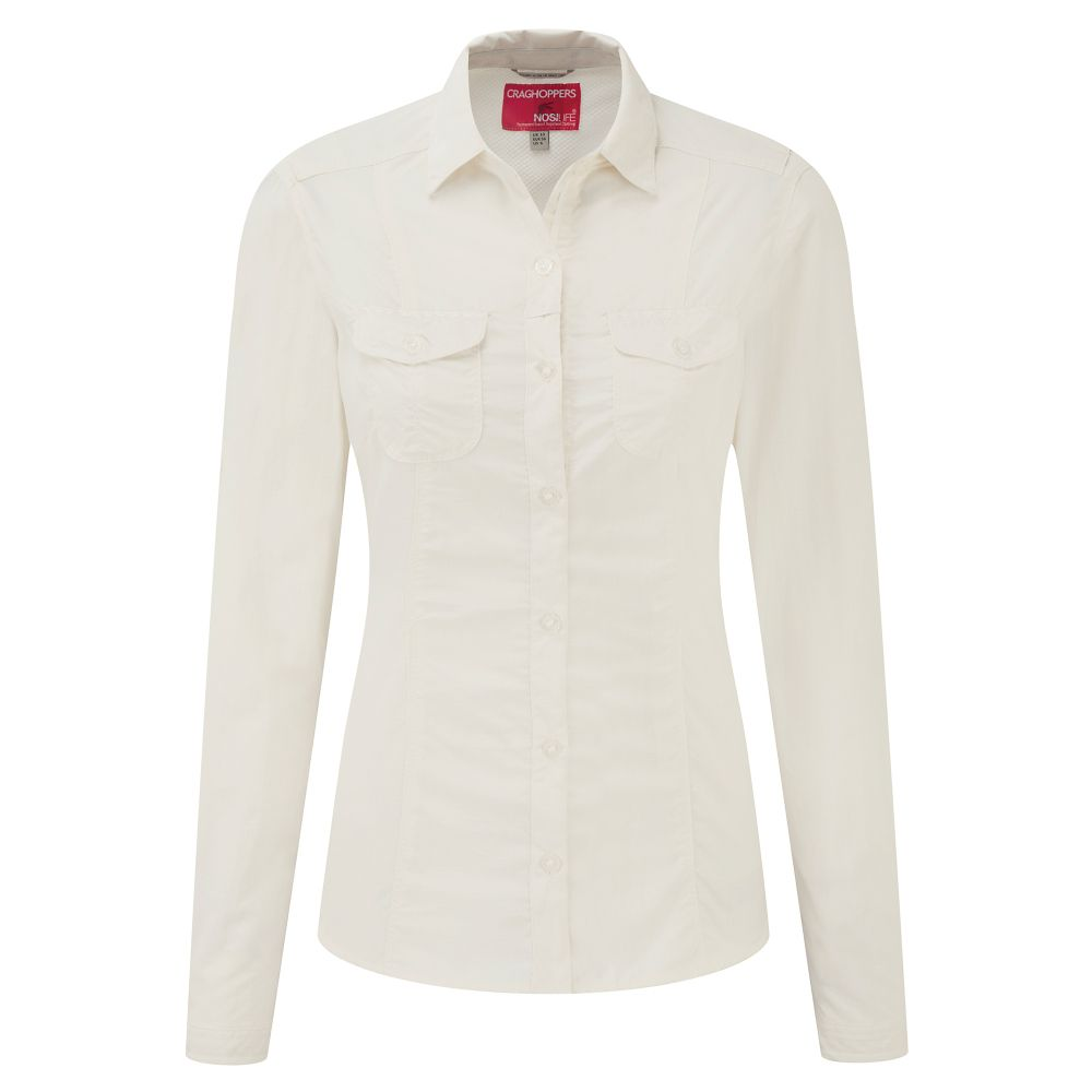 Women's NosiLife Ultra Dry Long-sleeved Shirt