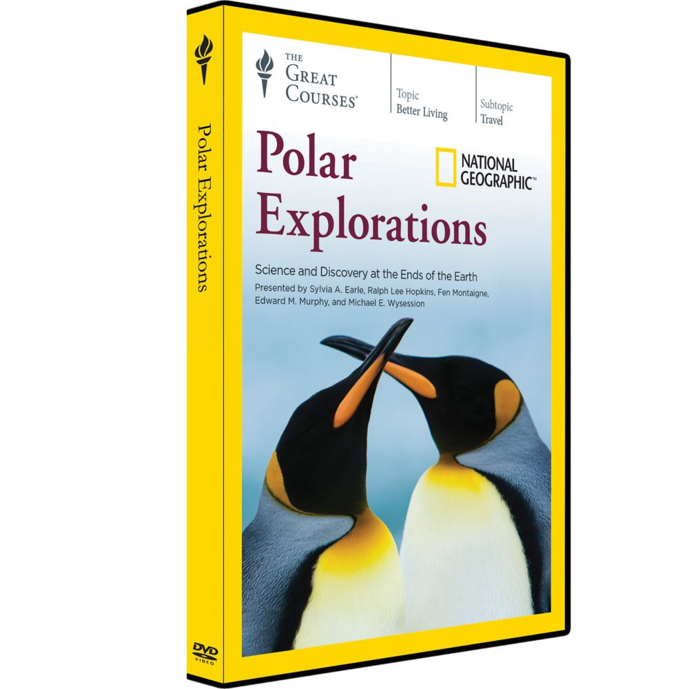Polar Explorations Course on DVD
