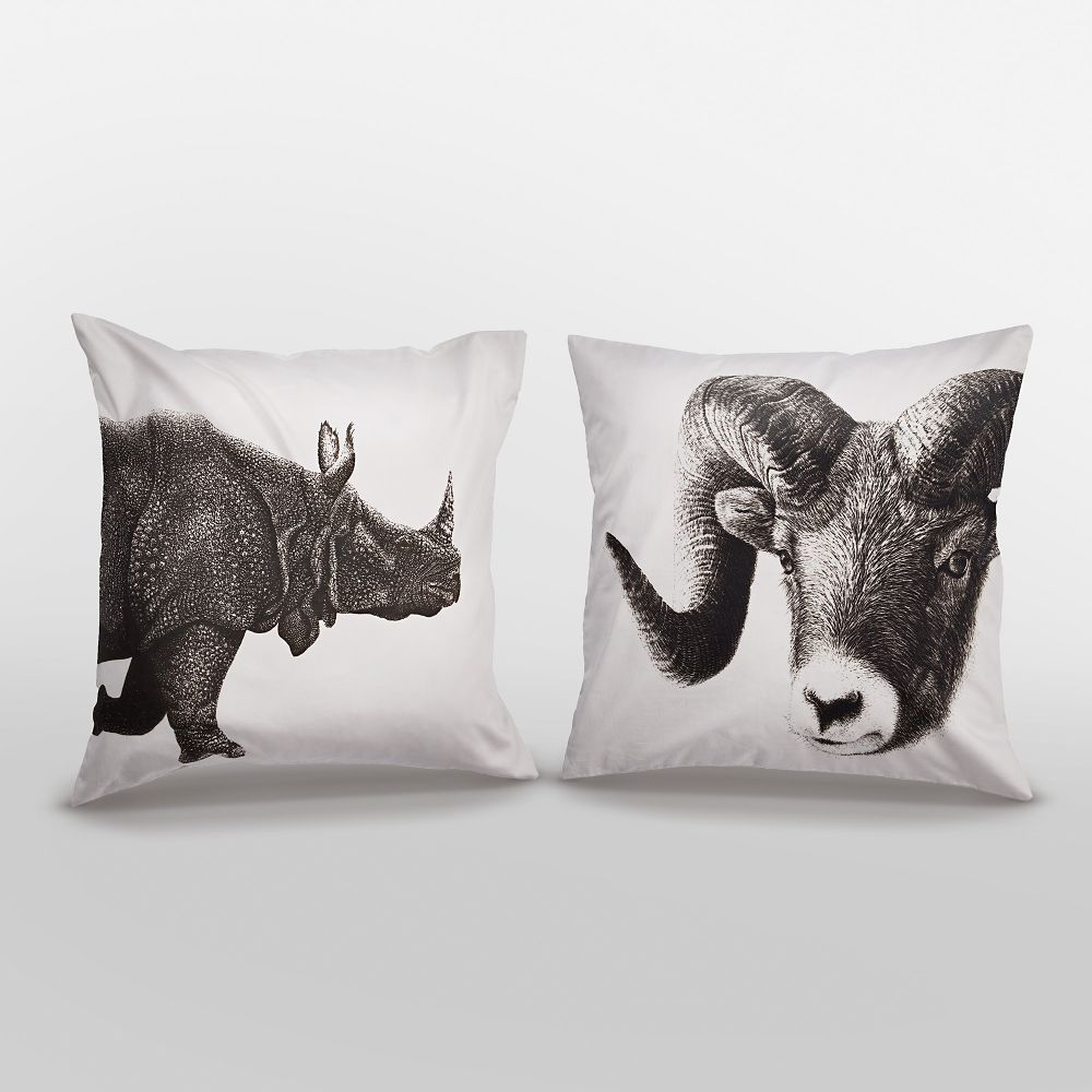 National Geographic Animal Pillow