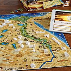 National Geographic 4-D Ancient Civilizations Puzzles