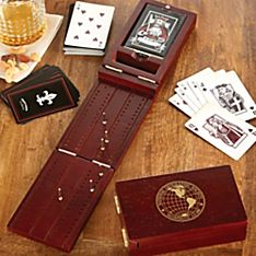 National Geographic Cribbage Game