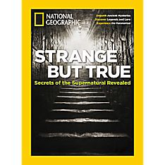 National Geographic Strange But True Special Issue