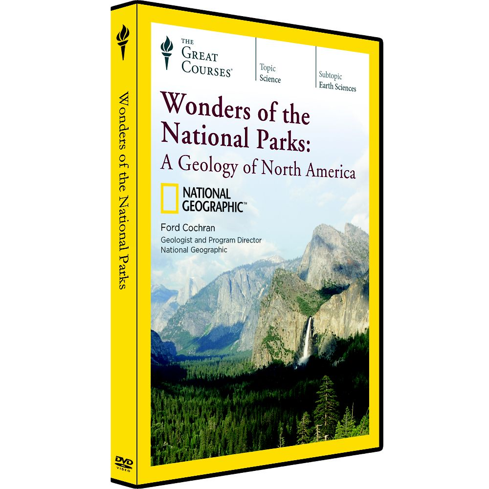 Wonders of the National Parks Course on DVD