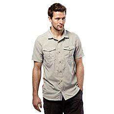 Men's National Geographic NosiLife Short-sleeved Adventure Shirt