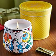 Hanging Garden Empowerment Candle