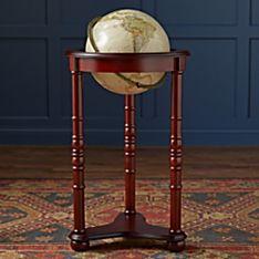 Roosevelt Floor Globe
