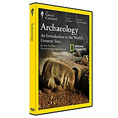 Archaeology: An Introduction to the World's Greatest Sites DVD