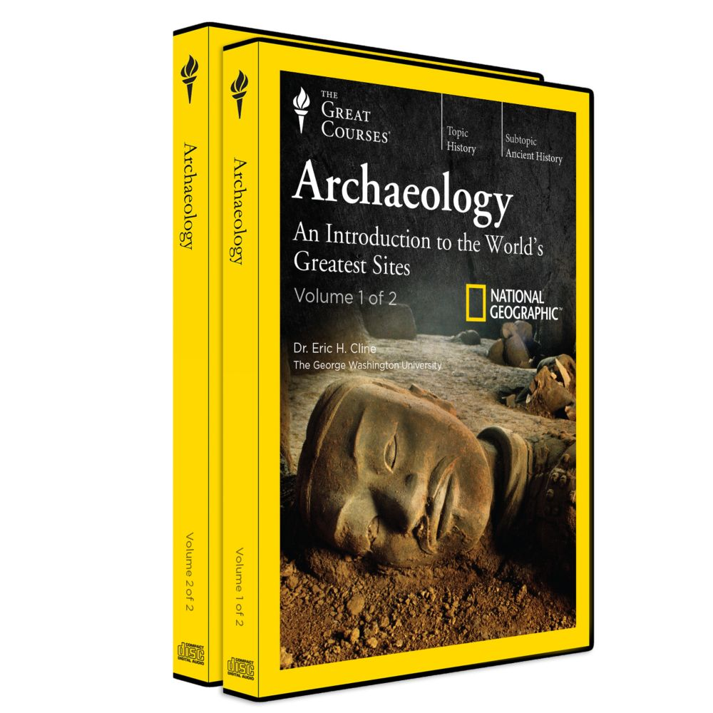 Archaeology: An Introduction to the World's Greatest Sites CD