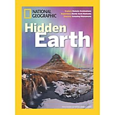 National Geographic Hidden Earth Special Issue
