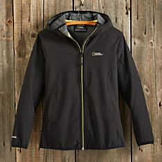 Women's National Geographic ProLite Soft Shell